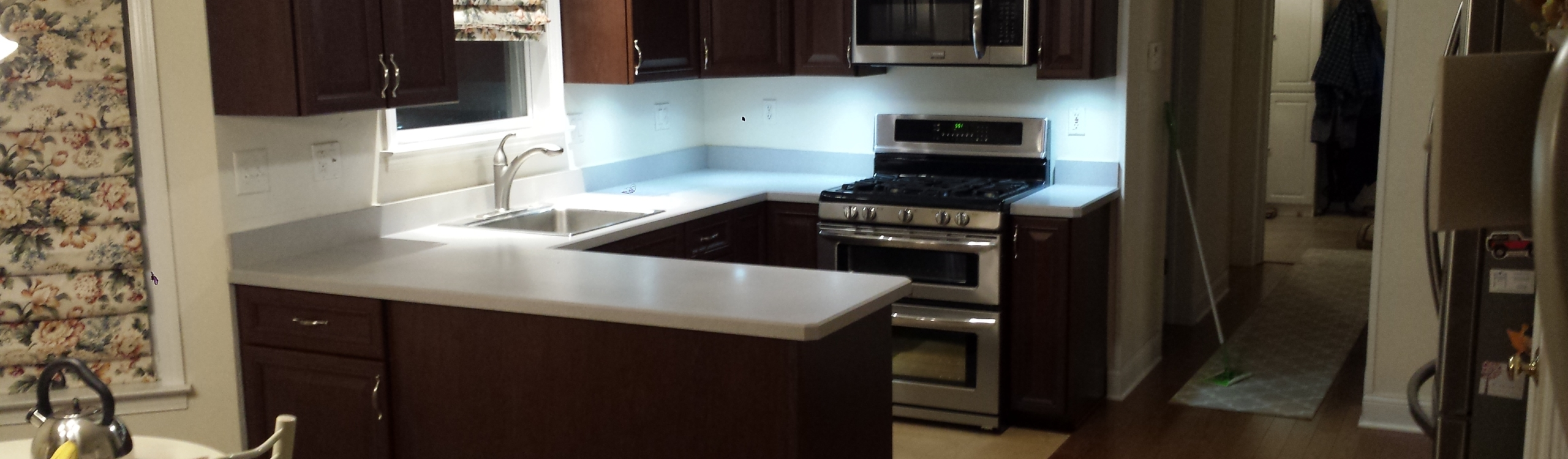 before kit refacing home reface cl stuart custom kitchen remodel improvement llc